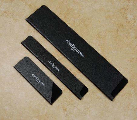 Chefknivestogo Black Felt Knife 3pc Set