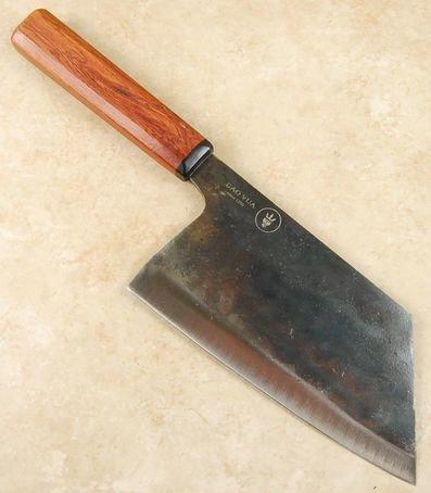 Daovua Leaf Spring Kiri Cleaver 180mm