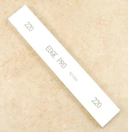 Edge Pro 220 Grit Stone (White) - 60 % Off Sale