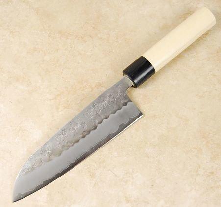 Harukaze G3 Nashiji Santoku 165mm