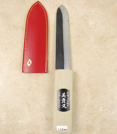 Ikeuchi White #2 Makiri Kogatana 150mm Closeout