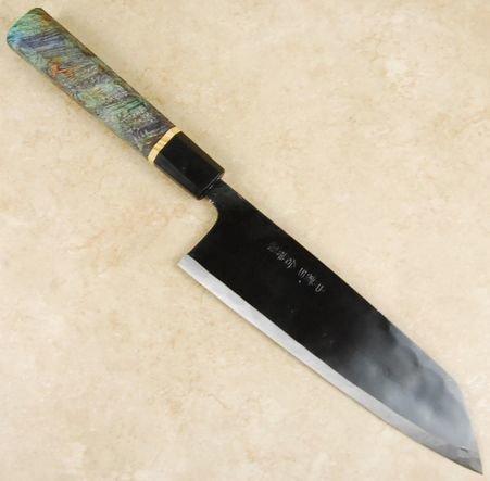Ishikawa White #2 Bunka 185mm Custom