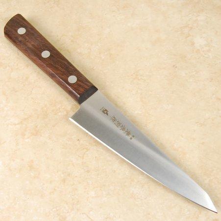 Kanehide Bessaku Semi Stainless Honesuki 150mm Right