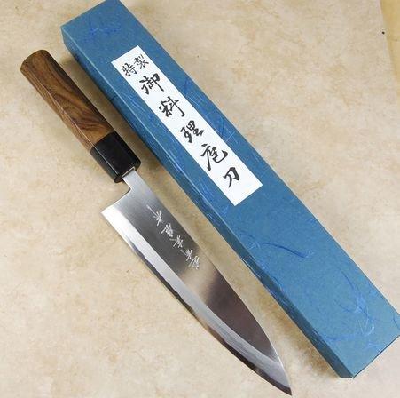 Kitaoka Blue #2 Mioroshi Deba 210mm