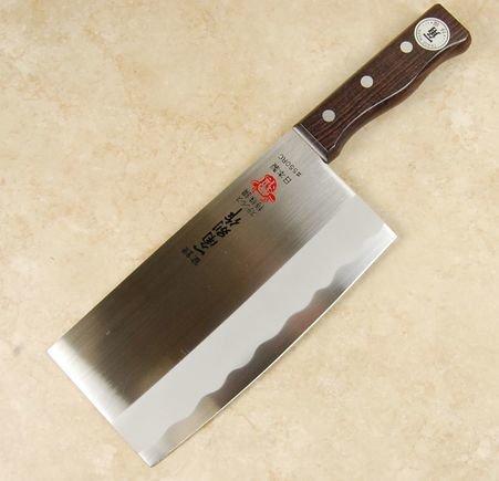 Kiwami Stainless Steel Cleaver 180mm