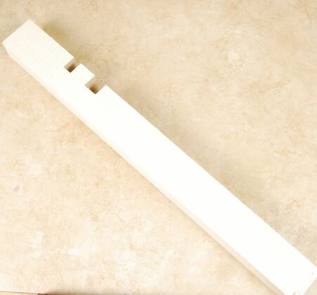 Knife Straightening Stick