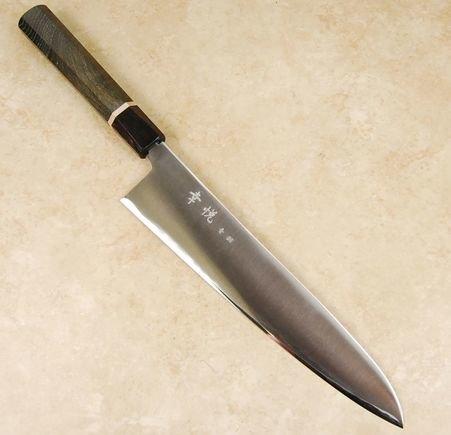 Kohetsu AS Gyuto 240mm Bog Oak