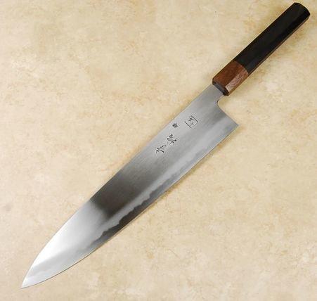 Konosuke Fujiyama White #1 Gyuto 270mm Ebony