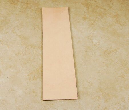 Leather Strop 3x11 Second