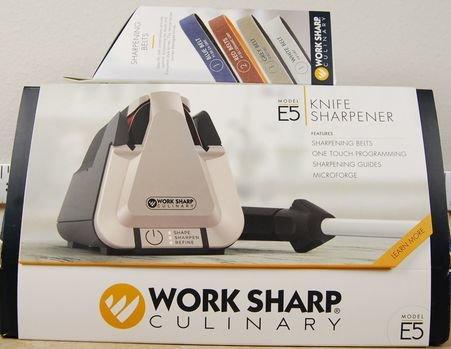 Work Sharp Culinary E5 Sharpener