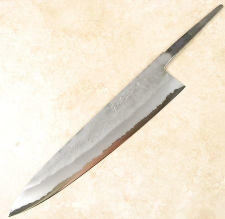 Matsubara Blue #2 Nashiji KS Gyuto 240mm No Handle