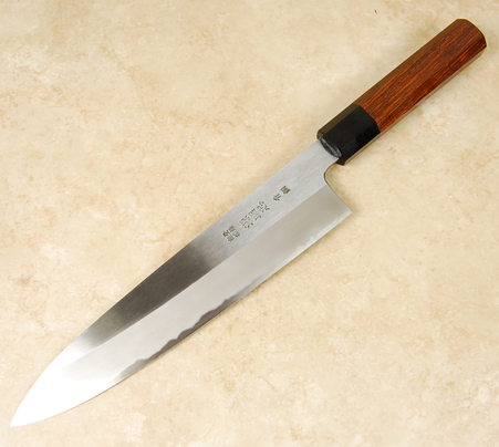 Mizuno Hontanren Blue #2 Gyuto 240mm Custom