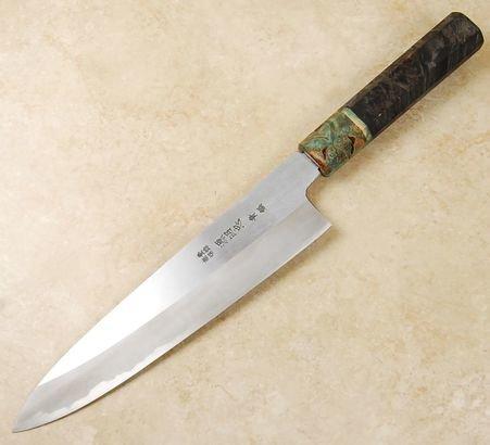 Mizuno Hontanren Blue #2 Gyuto 210mm Custom
