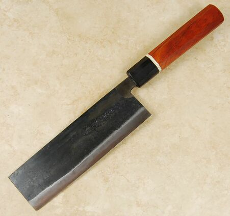 Moritaka AS Nakiri 165mm Custom