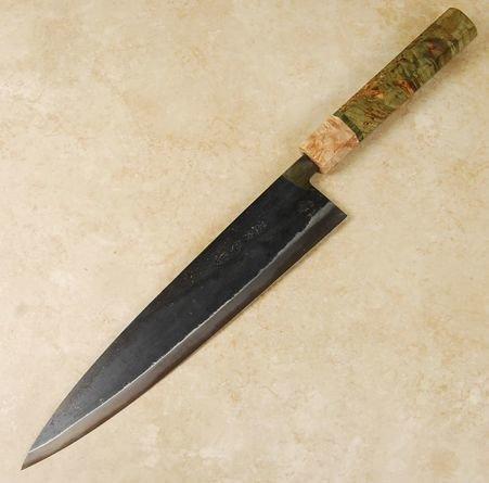 Moritaka AS Gyuto 250mm Gyuto Custom