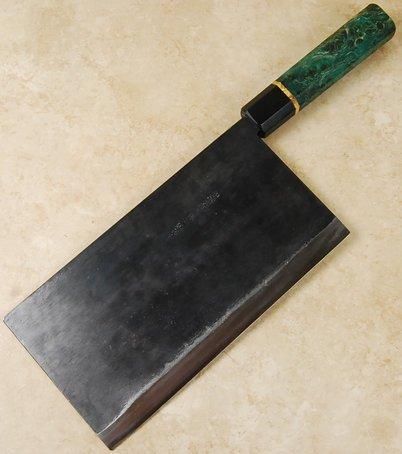 Moritaka AS Cleaver 210mm Custom