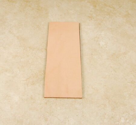 Leather Strop 3x8 Seconds