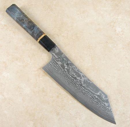 Nigara SG2 Damascus Bunka 170mm Custom