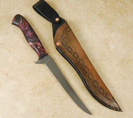 Red Rock Small Fillet Knife 145mm
