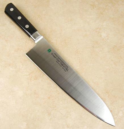 Takayuki Grand Chef AEB-L Western Deba 240mm
