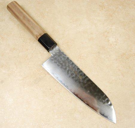 Takayuki Hammered VG-10 Santoku 170mm