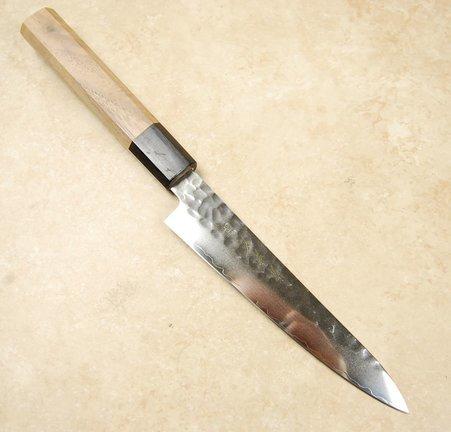 Takayuki Hammered Damascus VG-10 Wa Petty 150mm
