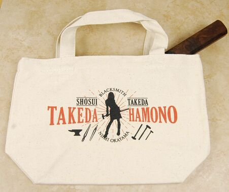 Takeda Tote Bag