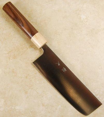 Tsunehisa G3 Migaki Nakiri 165mm