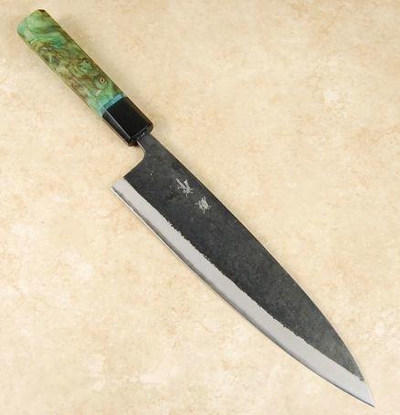 Yusaku Blue #2 Gyuto 240mm Custom