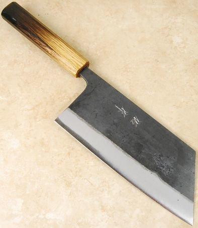 Yusaku Blue #2 Kiri Cleaver 180mm