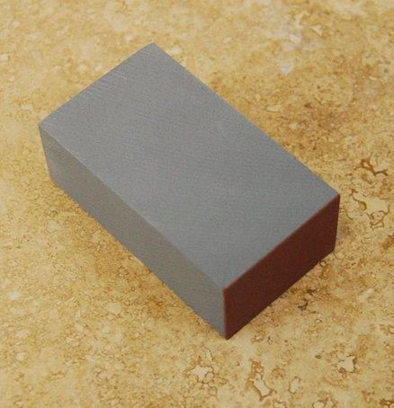 3 000 Grit Rust Remover Block Brown