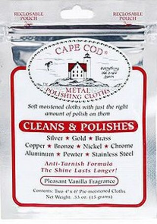 Cape Cod Polishing Cloths