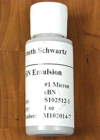 CBN 1 Ounce Emulsion 1.0 Micron