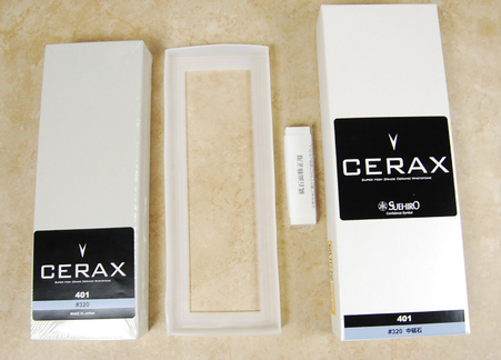 Cerax 320 Grit Standard Size