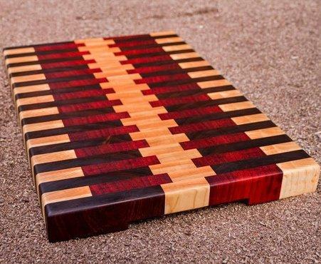 CKTG Custom Cutting Board