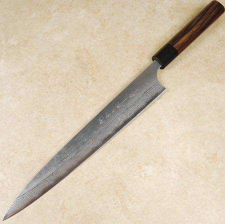 Kato Nashiji Suminagashi Sujihiki 270mm