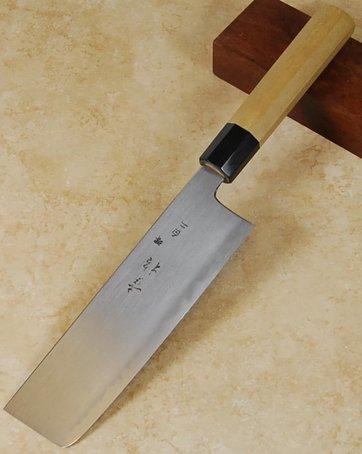 Konosuke Fujiyama White #2 Nakiri 180mm