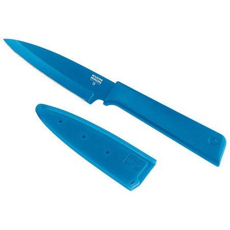 Kuhn Rikon Paring Knife Blue 90mm