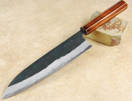Nishida White #1 Kurouchi Gyuto 210mm