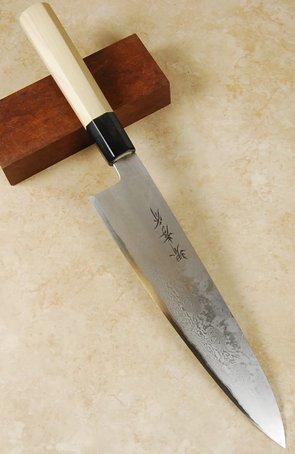 Takayuki Damascus Wa-Gyuto 240mm