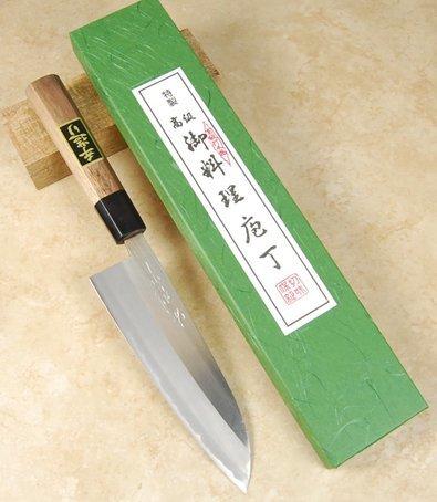 Yasunori Blue #2 Santoku 165mm