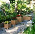 Teak Flower Boxes