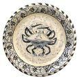 Blue Crab Dinner Plate - Set of 4