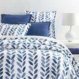 Blue Brush Duvet Cover *NEW