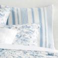 Montebello Asiatic Blue Sham