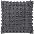 Structure Pillow Medium Gray
