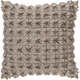 Structure Pillow Taupe