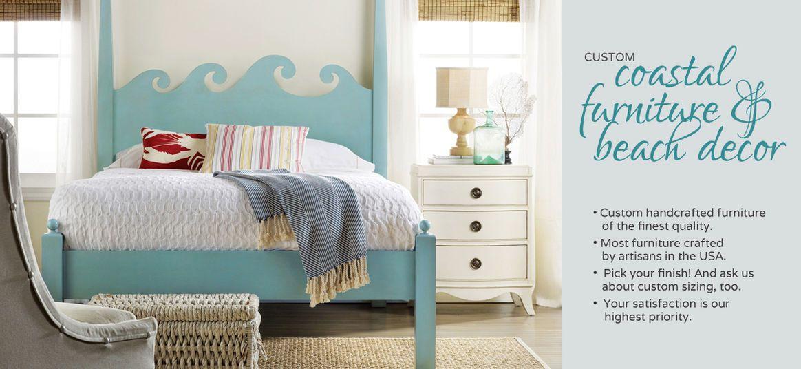Coastal Furniture & Beach House Decor - Cottage & Bungalow