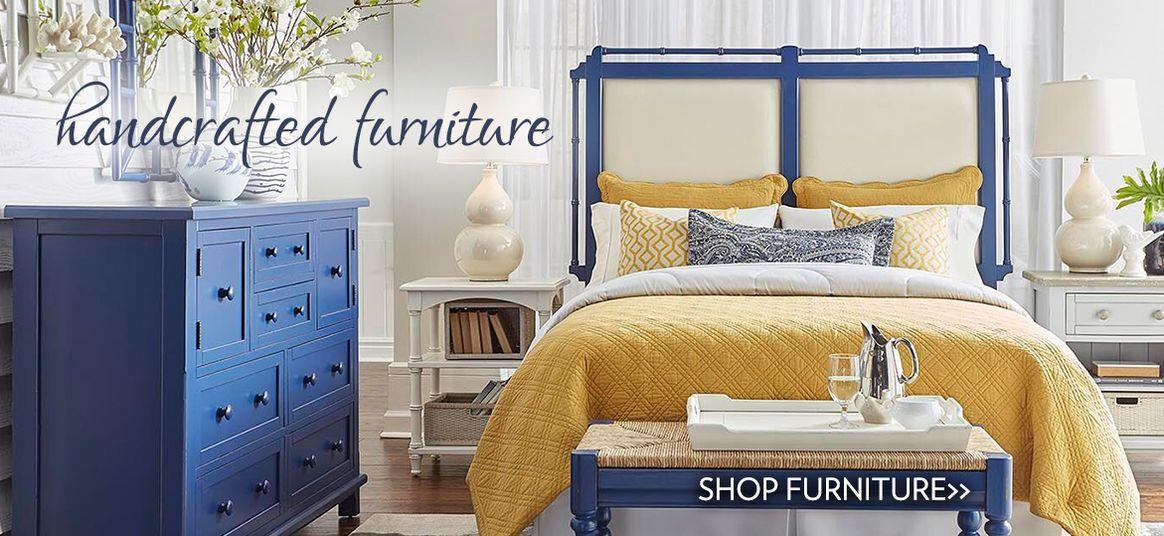 Cottage & Bungalow Coastal Furniture Collection