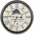 Vintage Sailfish Clock - Personalize It